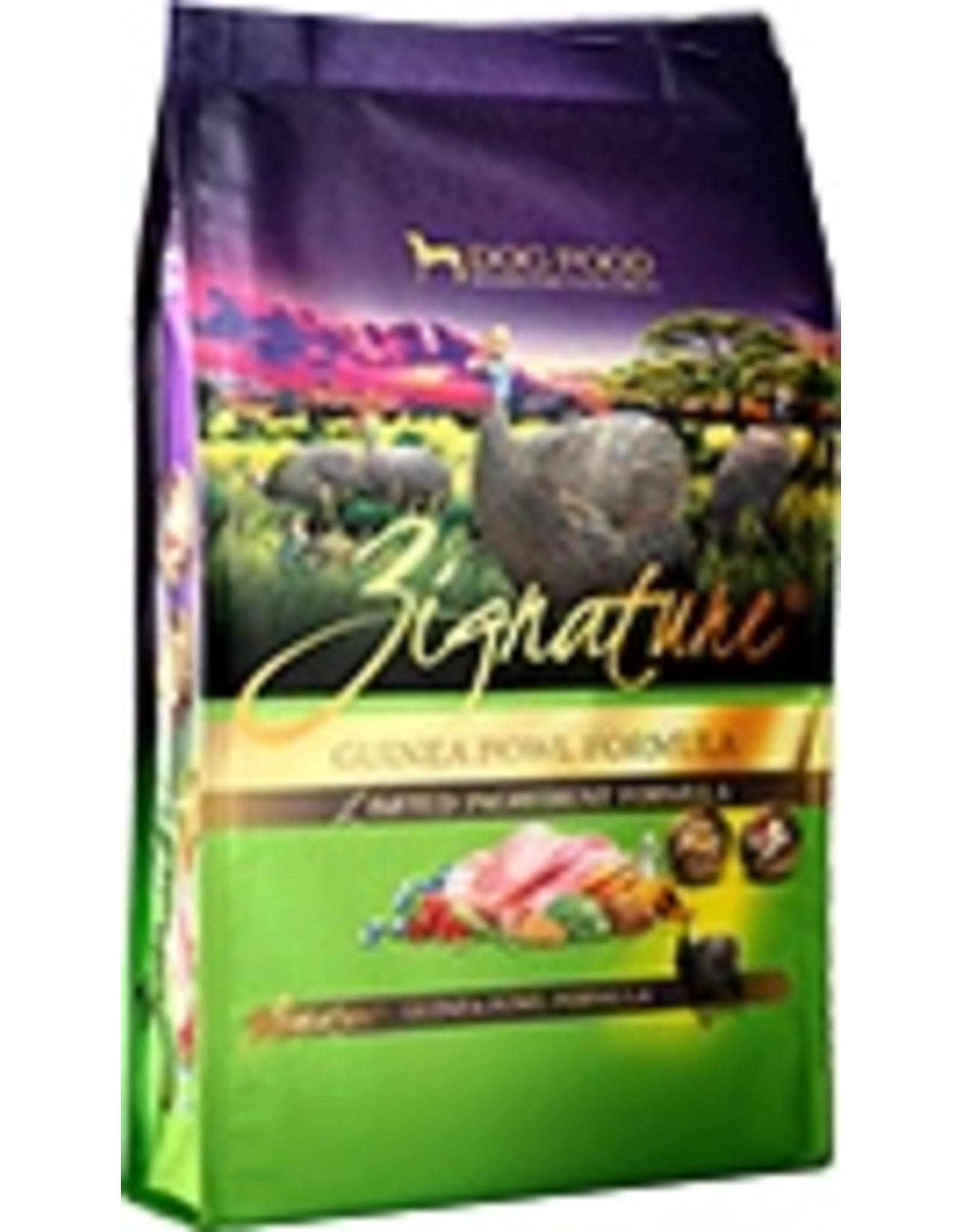 ZIGNATURE ZIGNATURE GUINEA FOWL 27# **SPEC ORDER ONLY**