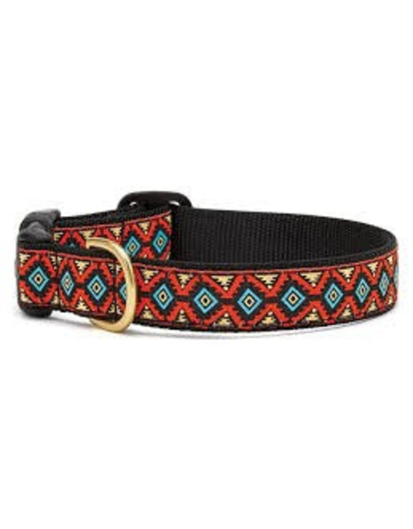 UP COUNTRY UP COUNTRY SANTA FE COLLAR WIDE MED