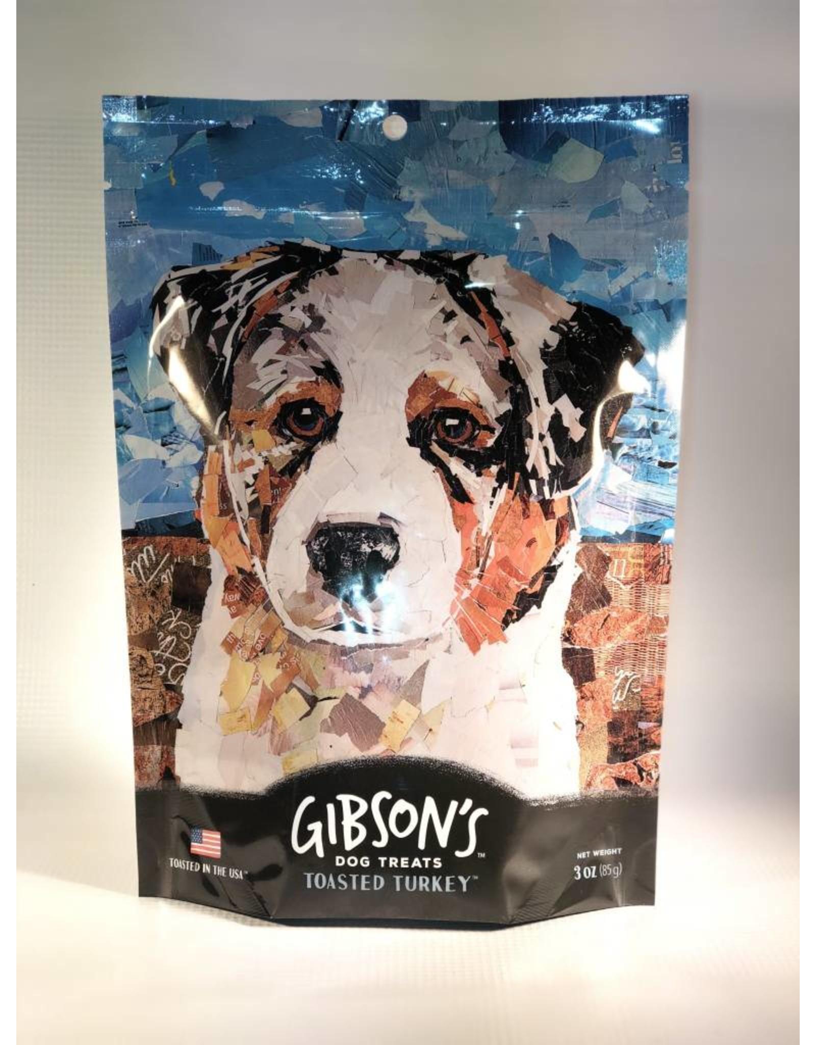 GIBSON'S TOASTED TURKEY 3OZ