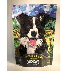 GIBSON'S COUNTRY BACON WITH PORK 3OZ