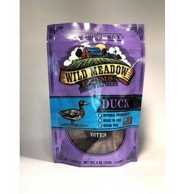 WILD MEADOWS WILD MEADOW FARMS DUCK BITES 4OZ