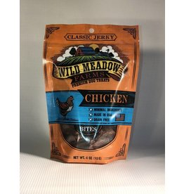 WILD MEADOWS WILD MEADOW FARMS CHICKEN BITES 4OZ