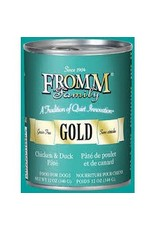 FROMM FROMM CHICKEN AND DUCK PATE' 12.2OZ