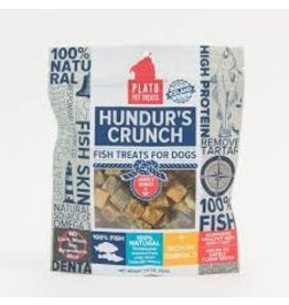 PLATO PET TREATS PLATO HUNDUR'S CRUNCH MINI
