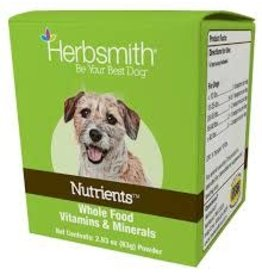 HERBSMITH HERBSMITH NUTRIENTS FOOD SUPPLIMENT
