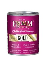 FROMM FROMM CHICKEN AND SALMON PATE' 12.2OZ