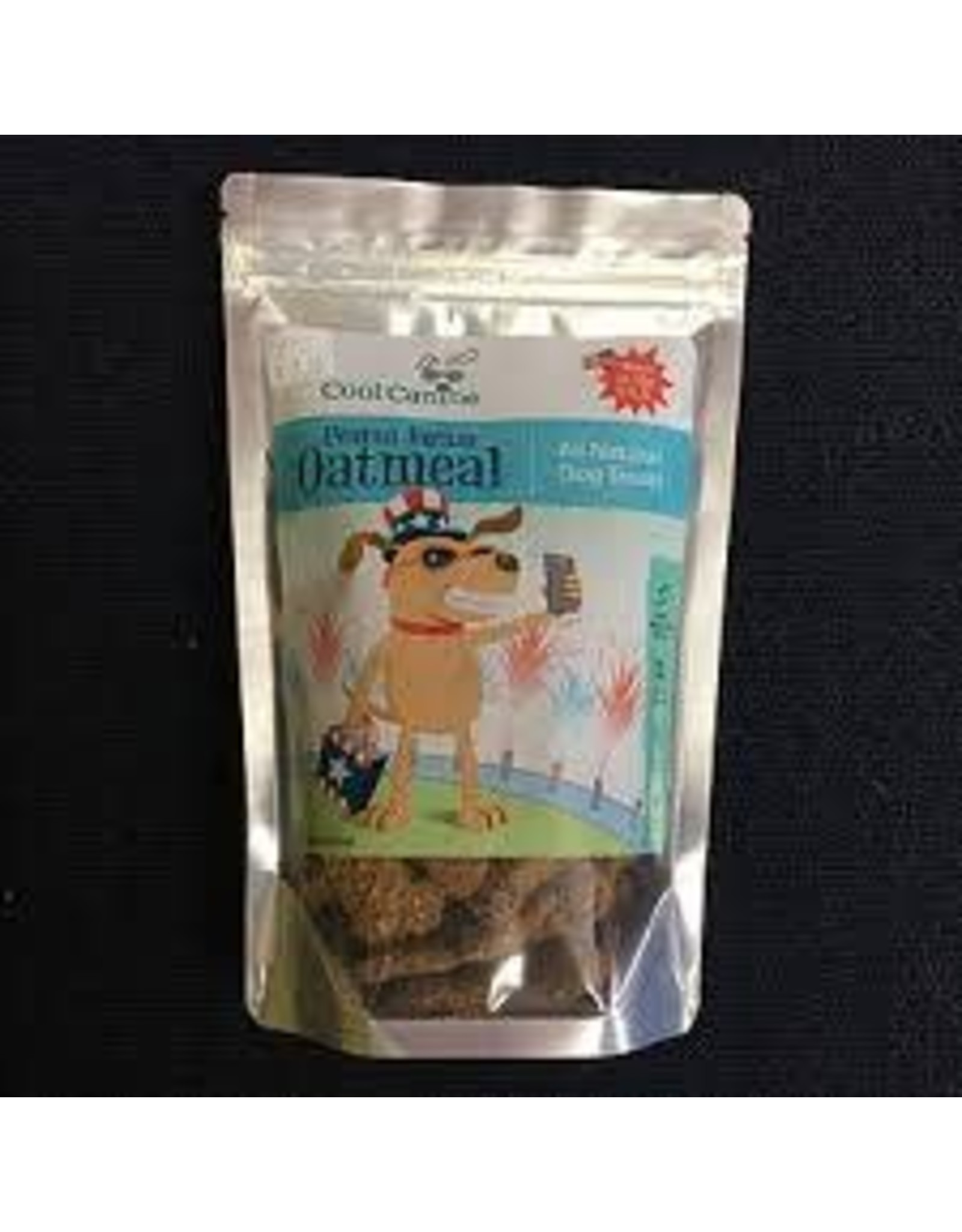 COOL CANINE COOL CANINE PEANUT BUTTER AND OATMEAL