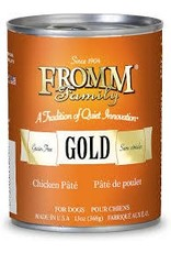 FROMM FROMM CHICKEN PATE' 12.2 OZ