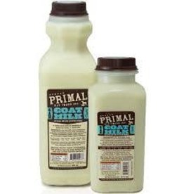 PRIMAL PRIMAL RAW GOAT MILK QUART