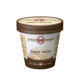 PUPPY SCOOPS PUPPY SCOOPS MAPLE BACON ICE CREAM MIX