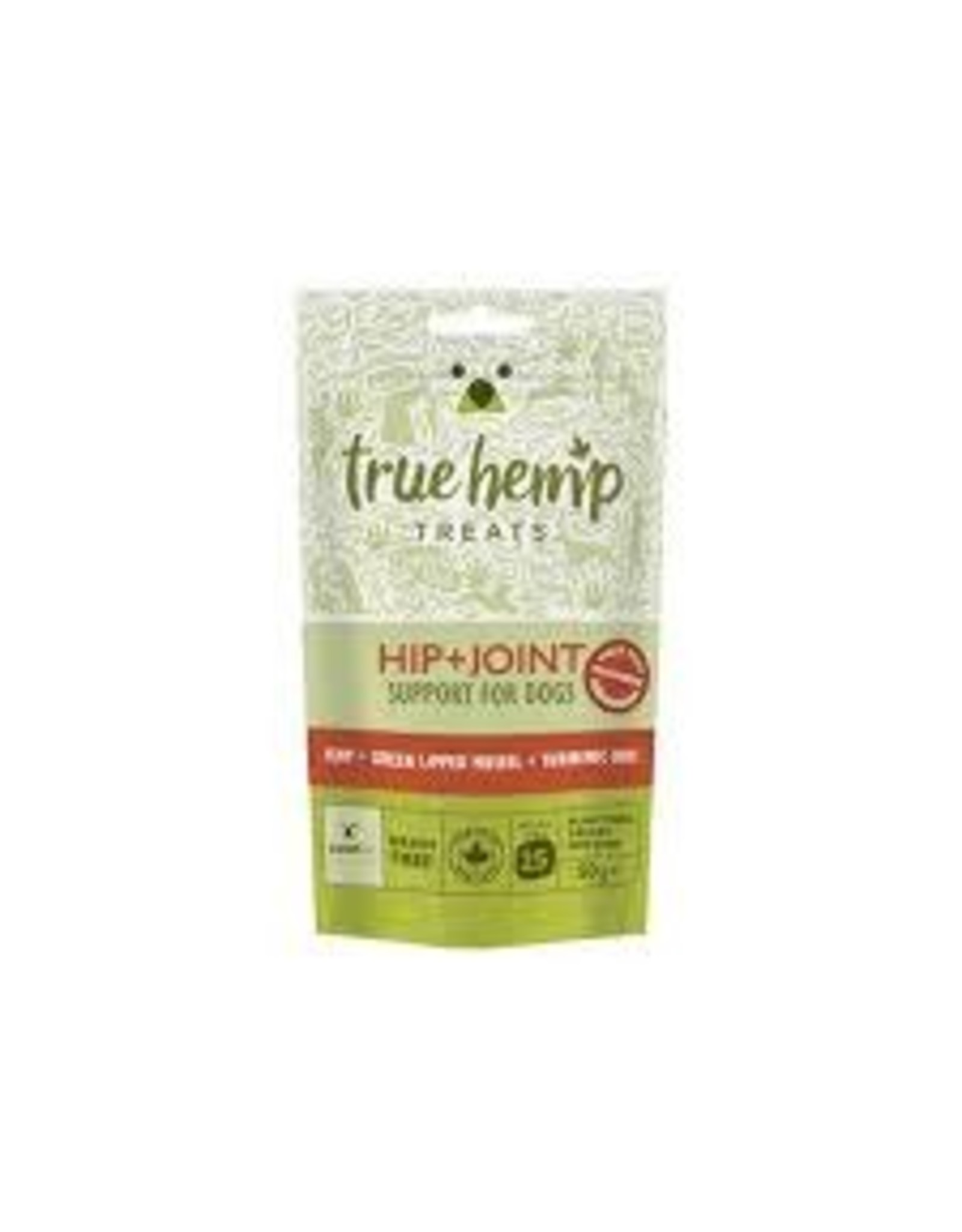 TRUE HEMP TRUE HEMP HIP AND JOINT
