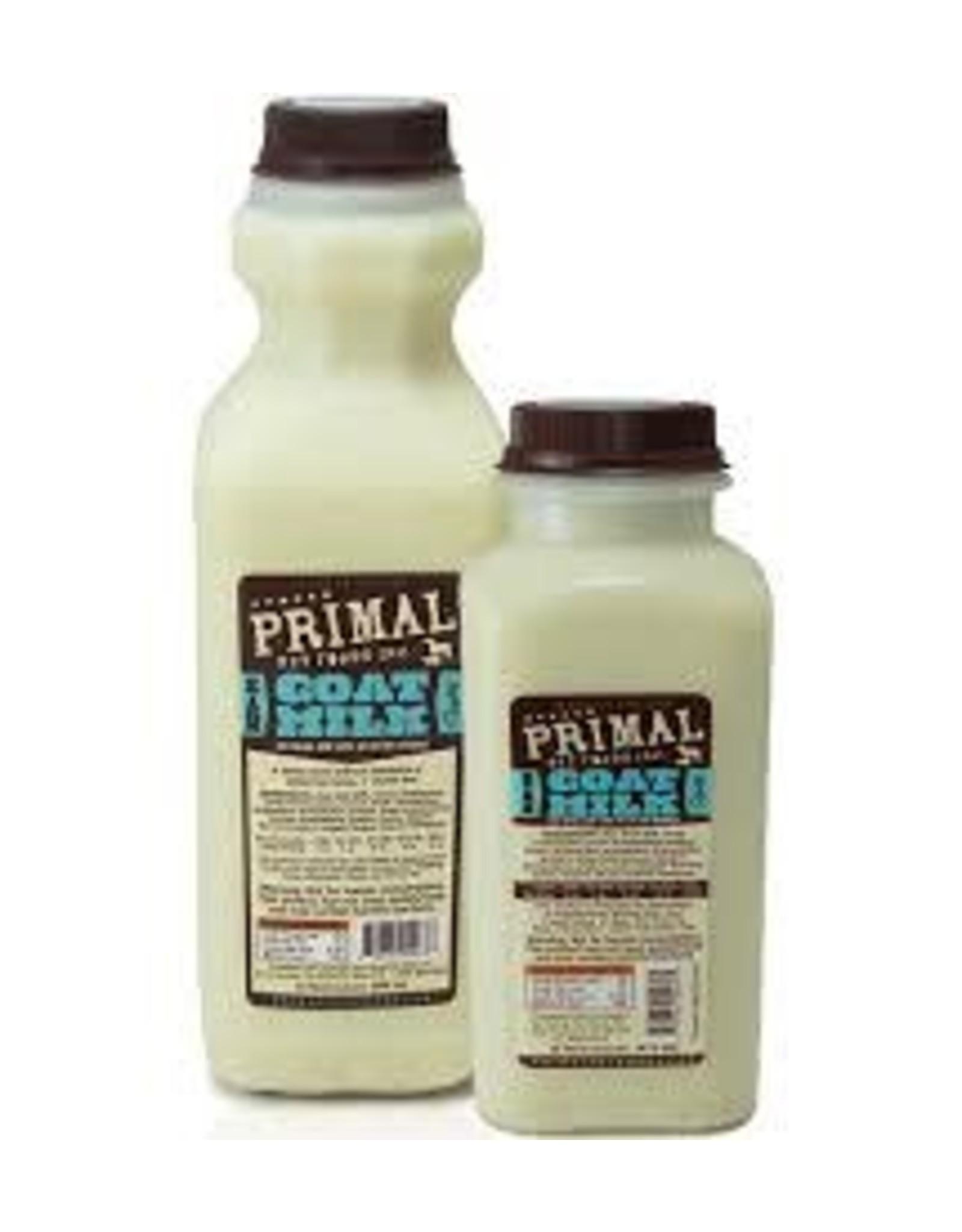 PRIMAL PRIMAL RAW GOATS MILK PINT