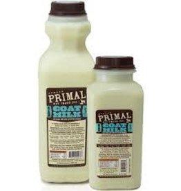 PRIMAL PRIMAL GOATS MILK PINT