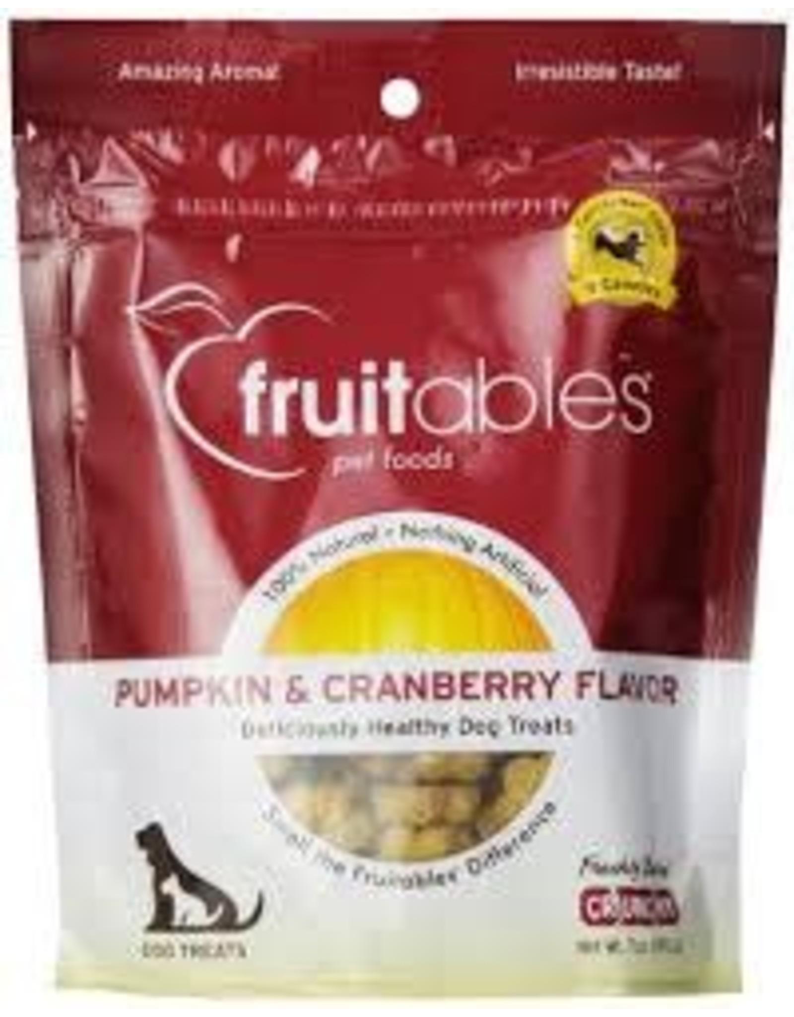 FRUITABLES FRUITABLES PUMPKIN & CRANBERRY