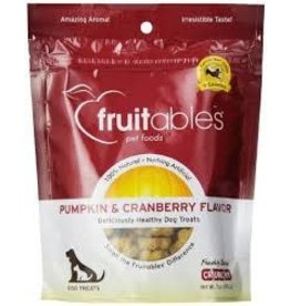 FRUITABLES FRUITABLES PUMPKIN & CRANBERRY