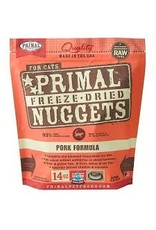 PRIMAL PRIMAL FREEZE DRIED PORK 14OZ