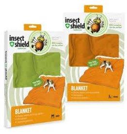 INSECT SHIELD BLANKET ORANGE