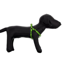 GUARDIAN GEAR 2 STEP HARNESS LIME GREEN MED*