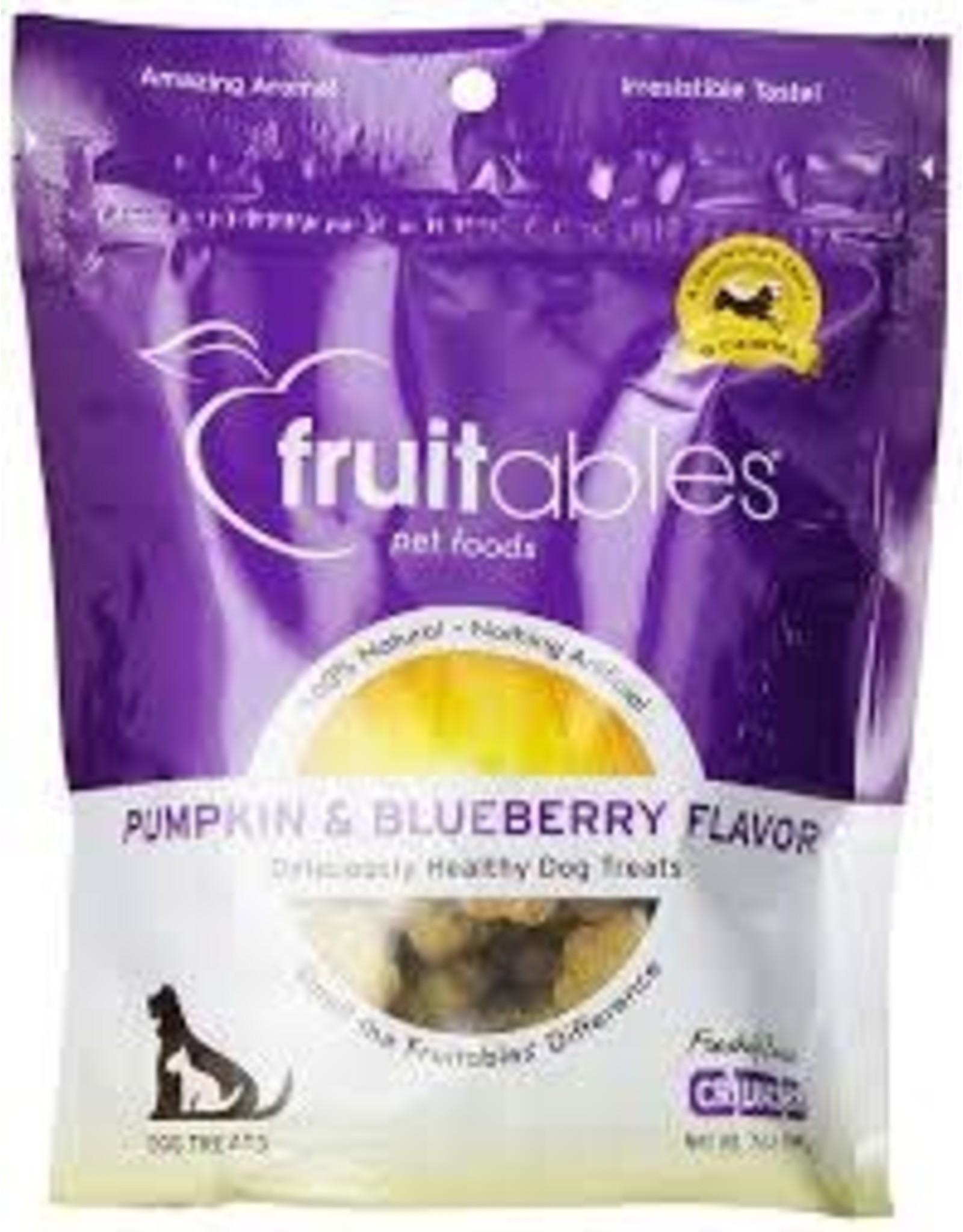 FRUITABLES FRUITABLES PUMPKIN & BLUEBERRY