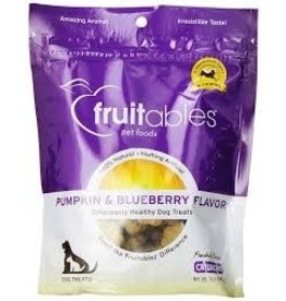 FRUITABLES FRUITABLES PUMPKIN & BLUEBERRY