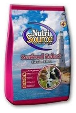 NUTRI SOURCE NUTR ISOURCE GRAIN FREE SEAFOOD 15#