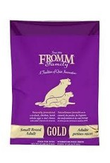 FROMM FROMM ADULT GOLD SMALL BREED 15#