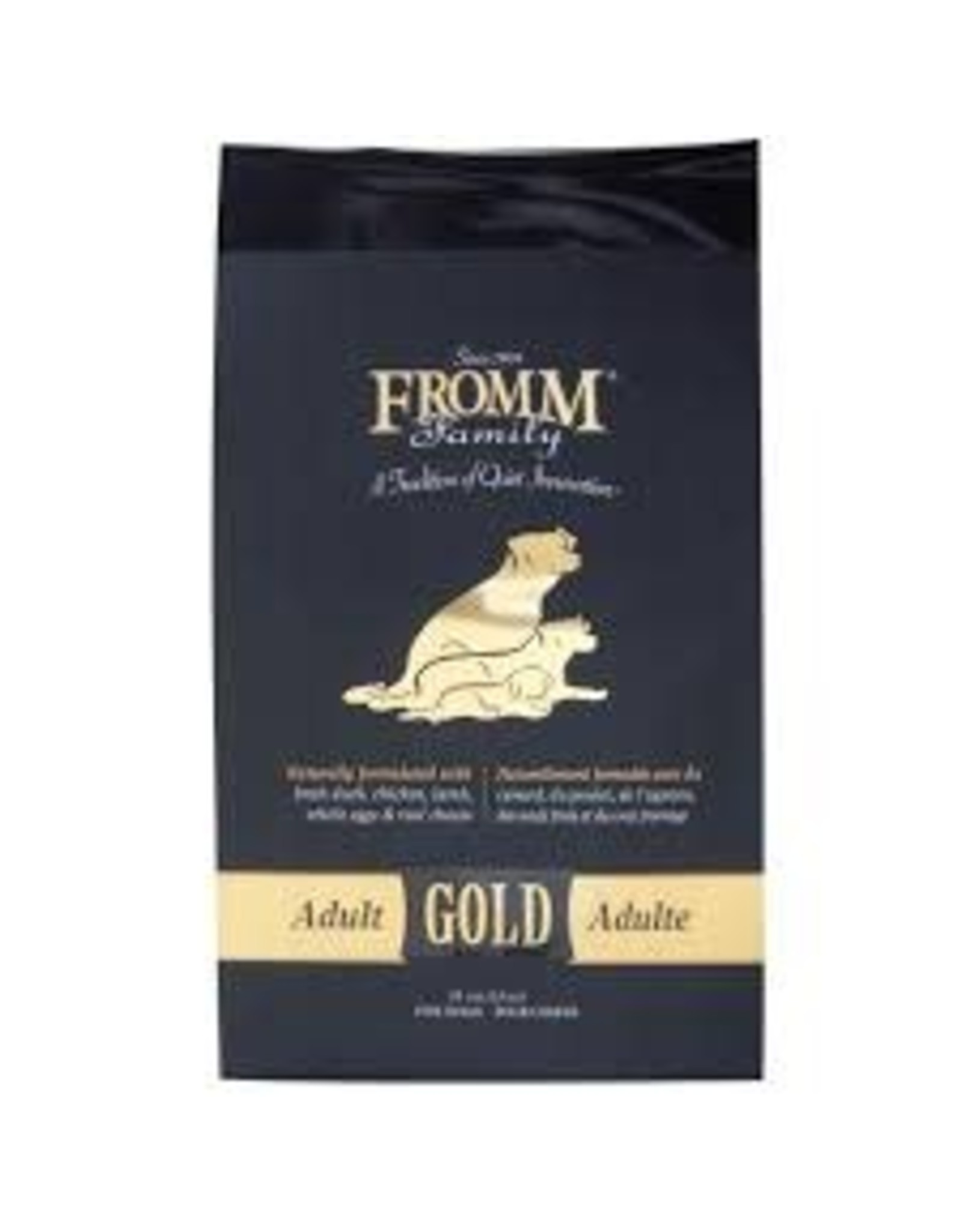 FROMM FROMM GOLD ADULT 5#