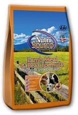 NUTRI SOURCE NUTRI SOURCE GRAIN FREE LAMB 15#