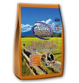 NUTRI SOURCE NUTRISOURCE GRAIN FREE LAMB 15#