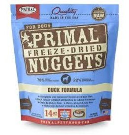 PRIMAL PRIMAL FREEZE DRIED DUCK 5.5OZ