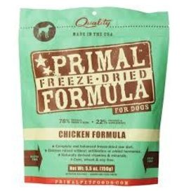 PRIMAL PRIMAL FREEZE DRIED CHICKEN 5.5OZ