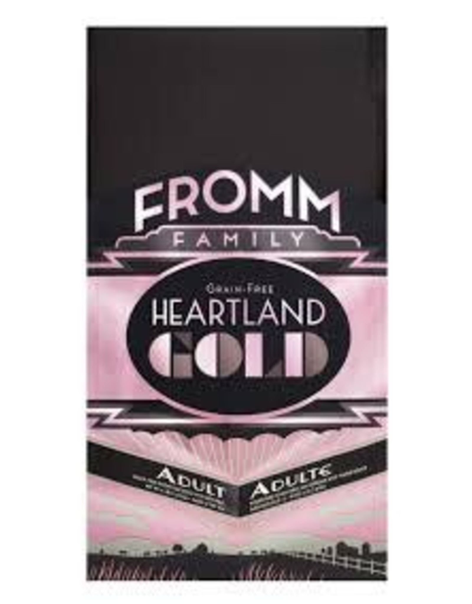 FROMM FROMM HEARTLAND GOLD ADULT 12#