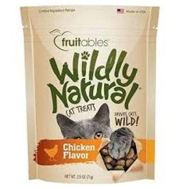 FRUITABLES FRUITABLES WILDLY NATURAL CHICKEN 2.5OZ