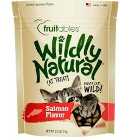 FRUITABLES FRUITABLES WILDLY NATURALS SALMON 2.5OZ