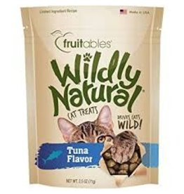 FRUITABLES FRUITABLES WILDLY NATURALS TUNA 2.5OZ