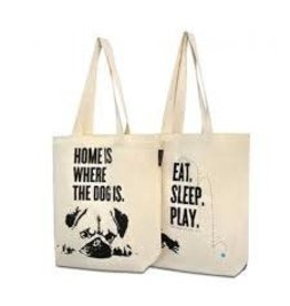 PLAY HOME IS WHERE THE DOG IS BAG