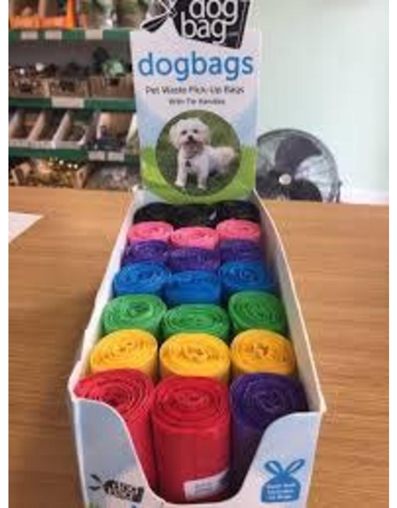 DOG BAG.COM SCENTED BAGS ON A ROLL
