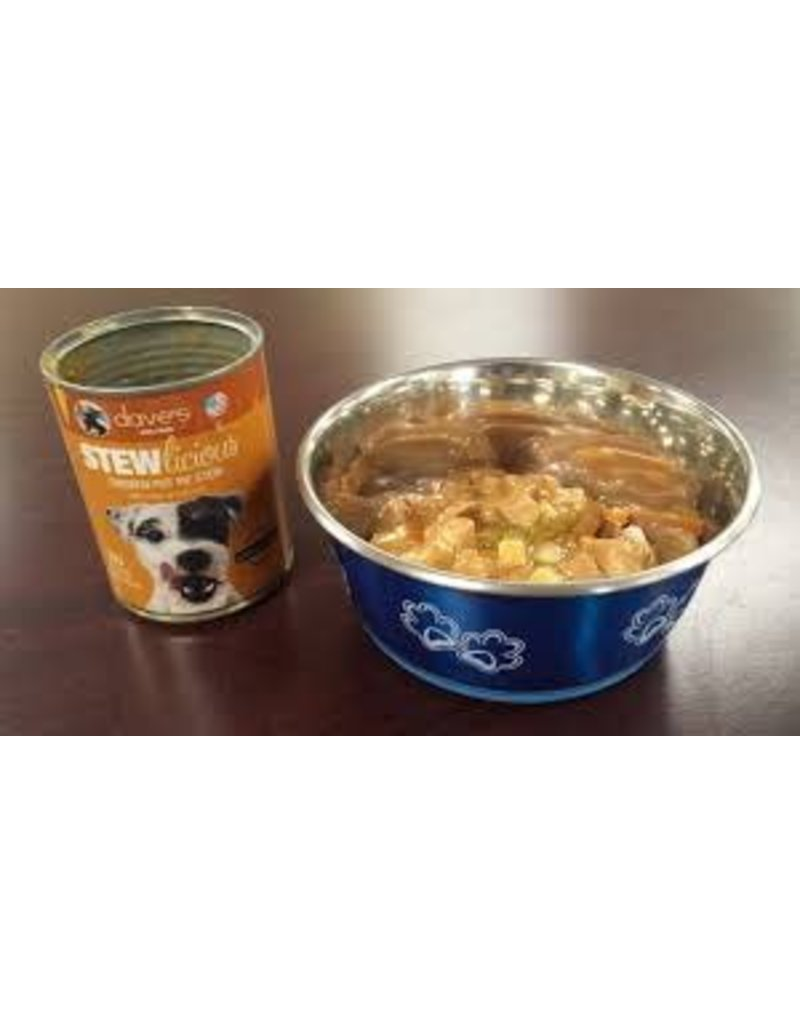 DAVE'S PET FOOD DAVE'S  STEW GRAIN FREE CHICKEN POT PIE 13OZ