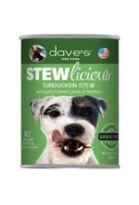 DAVE'S PET FOOD DAVE'S STEW GRAIN FREE TURDUCKEN 13OZ