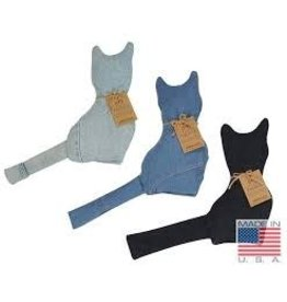 HUGGLE HOUNDS HUGGLEHOUNDS USA MADE CAT DENIM