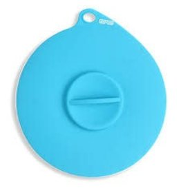 DEXAS DEXAS SILICON CAN LID BLUE