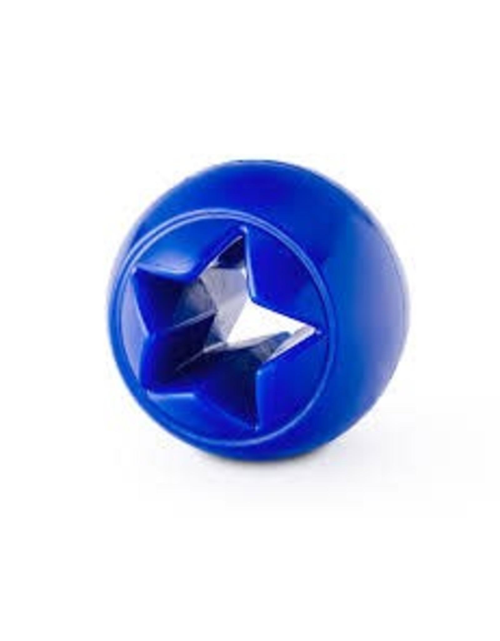 PLANET DOG PLANET DOG NOOK BALL BLUE STAR