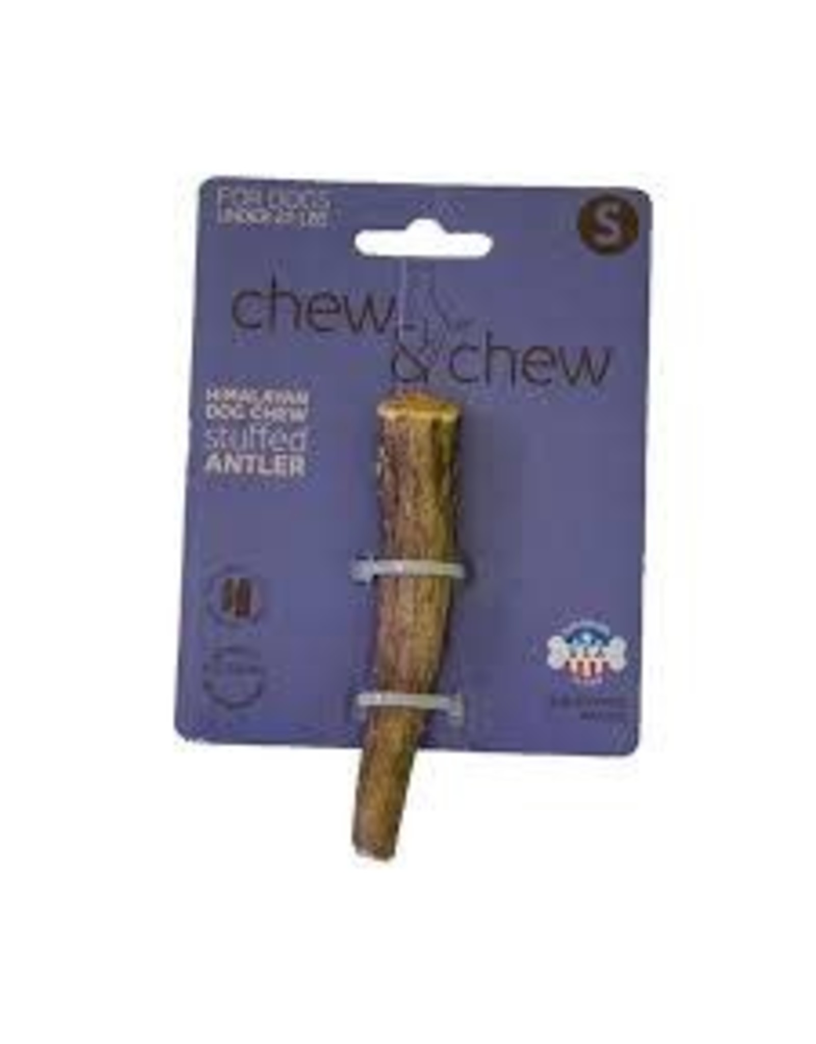 HIMALAYAN DOG CHEW HIMALAYAN ANTLER STUFFED MD *DISC
