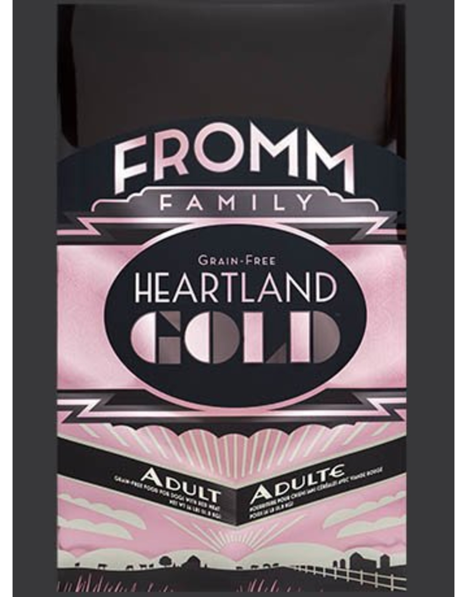 FROMM FROMM HEARTLAND GOLD ADULT 26#