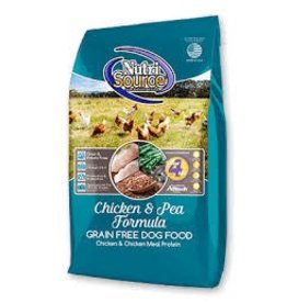 NUTRI SOURCE NUTRISOURCE GRAIN FREE CHICKEN 15#