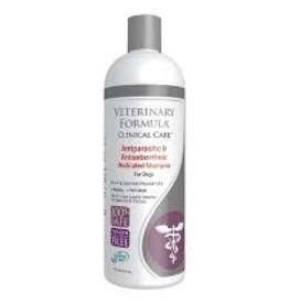 VETERINARY FORMULA VETERINARY FORMULA ANTIPARASITIC SHAMPOO 16OZ