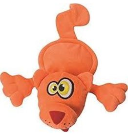 GO DOG HEAR DOGGY FLATTIE ORANGE CAT