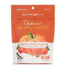 FRUITABLES FRUITABLES SKINNY MINI PUMPKIN SPICE 5 OZ