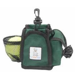 BAY DOG TREAT POUCH GREEN