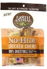 "EARTH ANIMAL EARTH ANIMAL  NO HIDE CHICKEN 4"" 2PK"